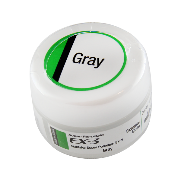 Gray EX-3 Ext Stain