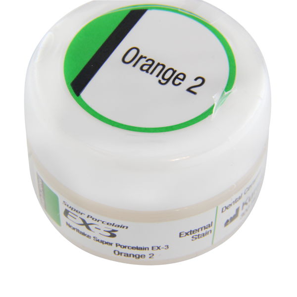 Orange 2 EX-3 Ext Stain