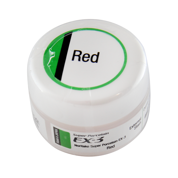 Red EX-3 External Stain