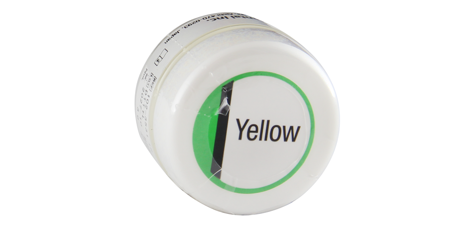 Yellow External Stain