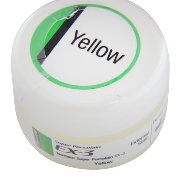 Yellow EX-3 External Stain