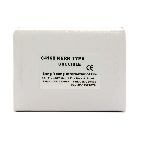 Crucibles Kerr Type Standard