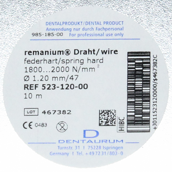 Remanium Clinical Coils
